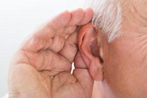 Hjärnans hälsa påverkas av din hörsel.