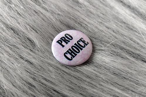 Pro choice badge
