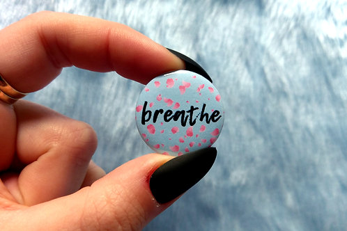 Breathe badge
