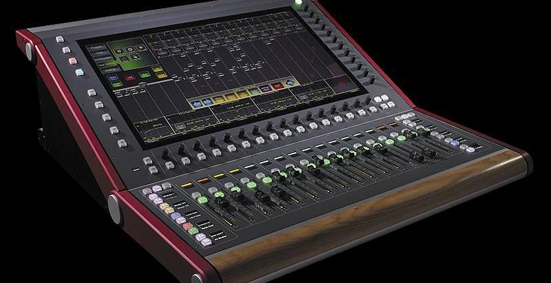 Aura Audio showcasing latest Cadac consoles at Monitor Roadshow