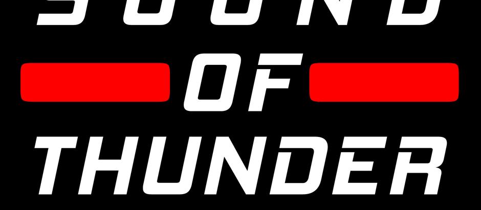 Sound of Thunder klara för Monitor Roadshow!