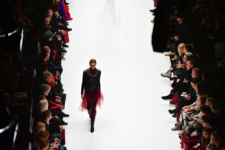 "Foto: Sebastian Reuter /Getty Images for PLATFORM FASHION""."