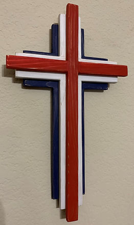 Red White Blue Stacked Cross 8Wx14H.JPG