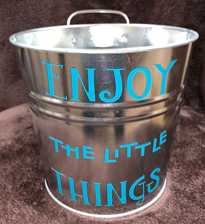 Enjoy the Little Things Bucket.jpeg