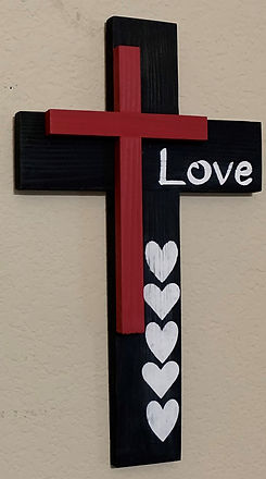 Love Cross Red and Black.JPG
