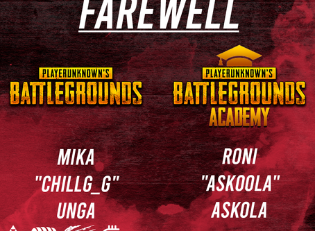 FAREWELL CHILLG_G AND ASKOOLA!