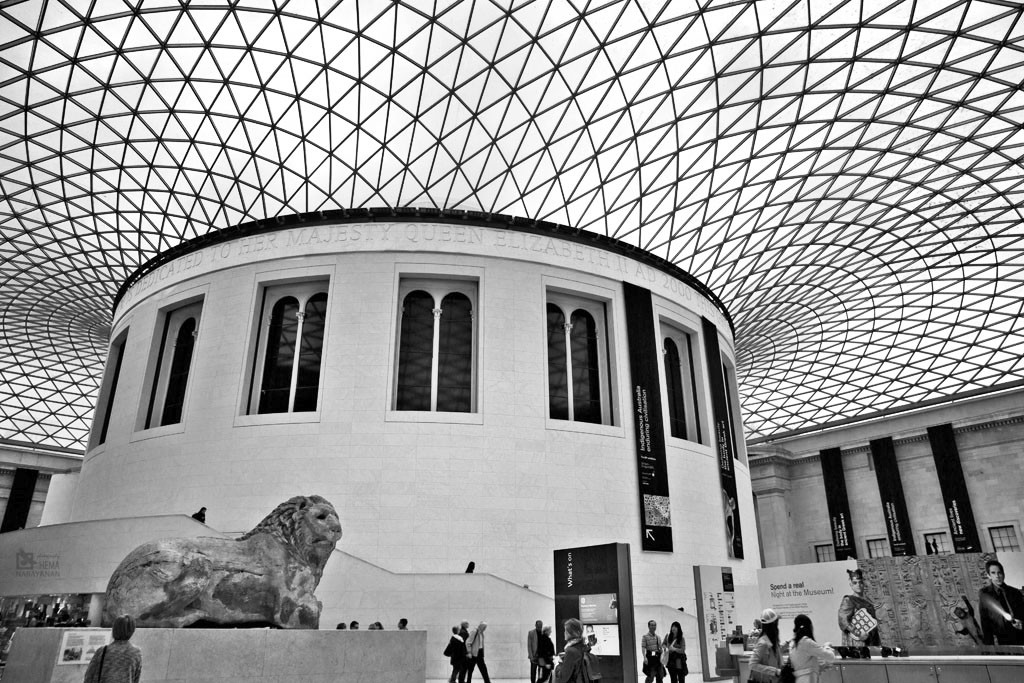 Musings at the Museum