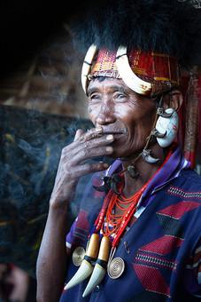 Charismatic Chang Tribal