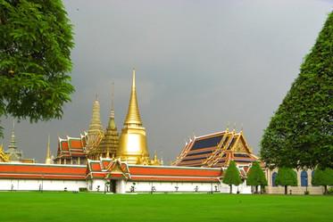 Thai Pagodas