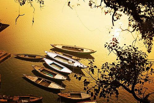 Banarasi Dawn