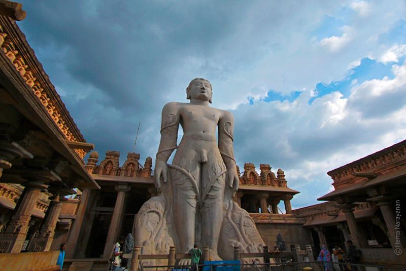 Bahubali, Shravanabelagola