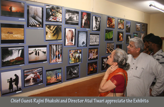 Ninasam Sagara Exhibition
