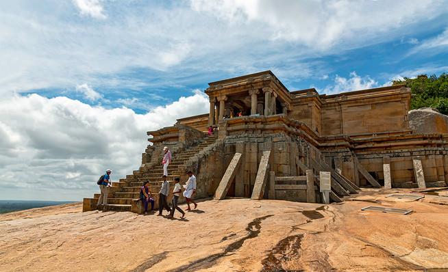 Jain Temple, Shravanabelagola
