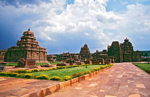 Arena of temples - Pattadhakal