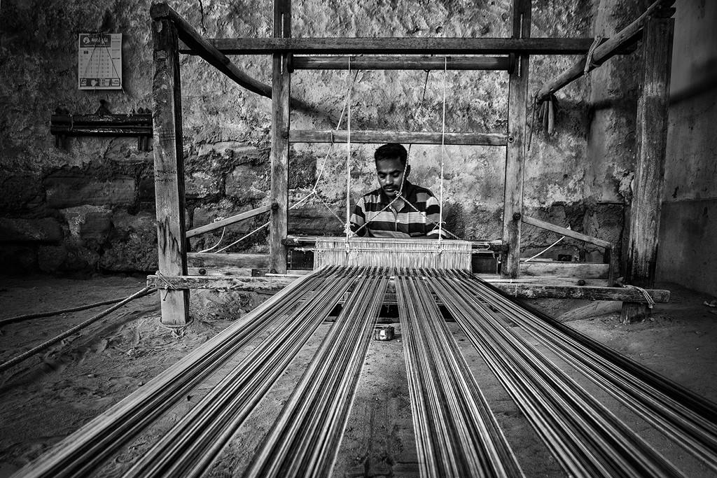 Weaving for Life