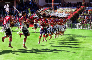 The Angami Dance