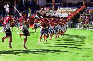 The Angami Dancers