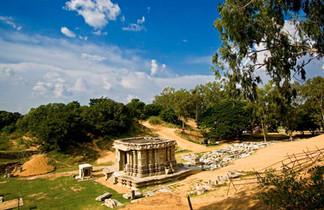 Talakkadu, excavated