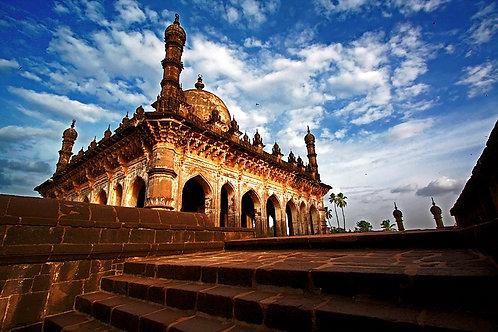 The Black Taj