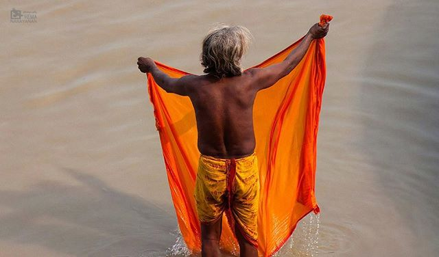 THE SAFFRON CITY - Banaras