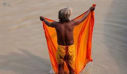 THE SAFFRON CITY - Banaras