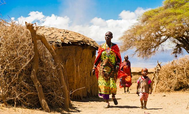 Life in Maasai Mara