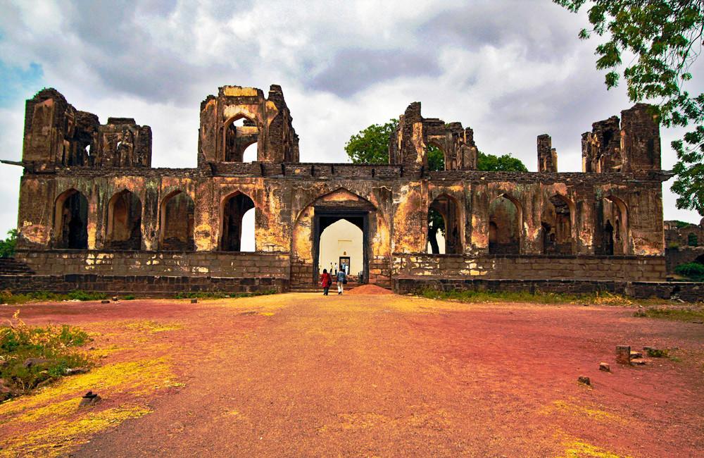Asar Mahal, Bijapur
