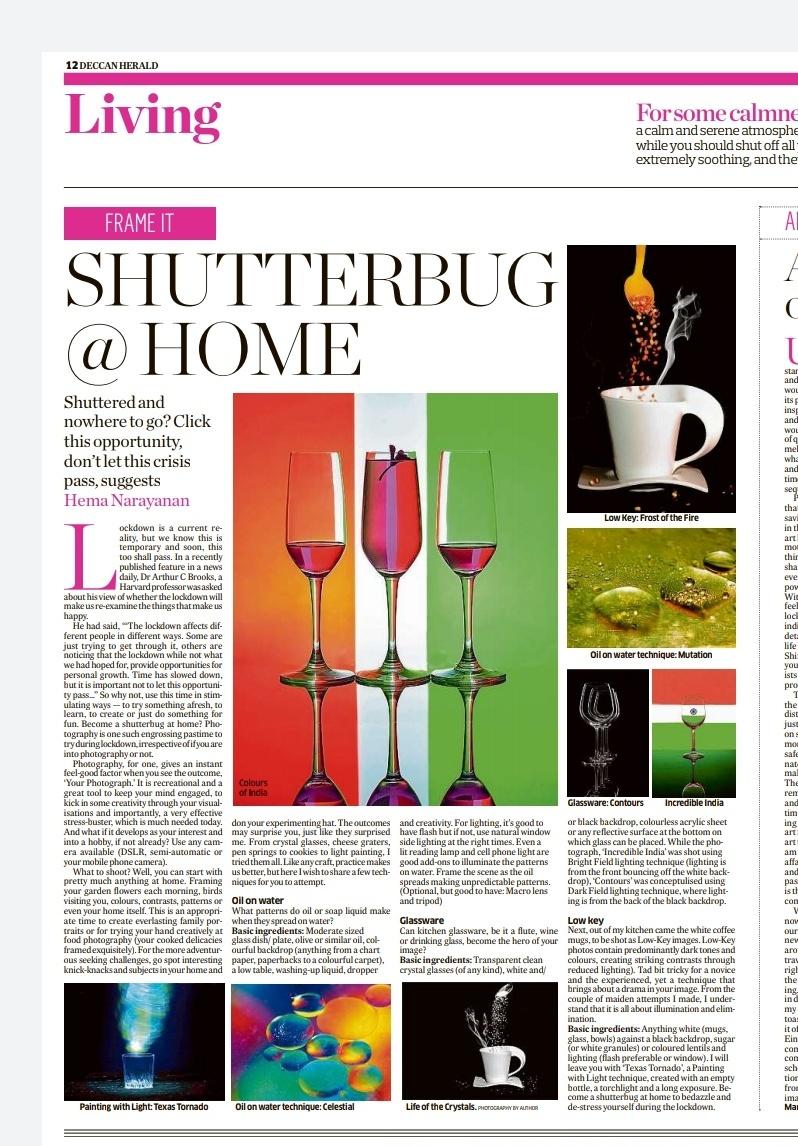 DH-Shutterbug at Home