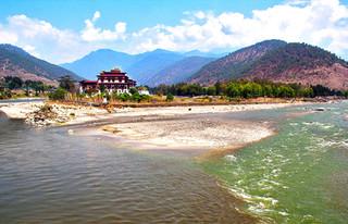 Bhutan Confluence