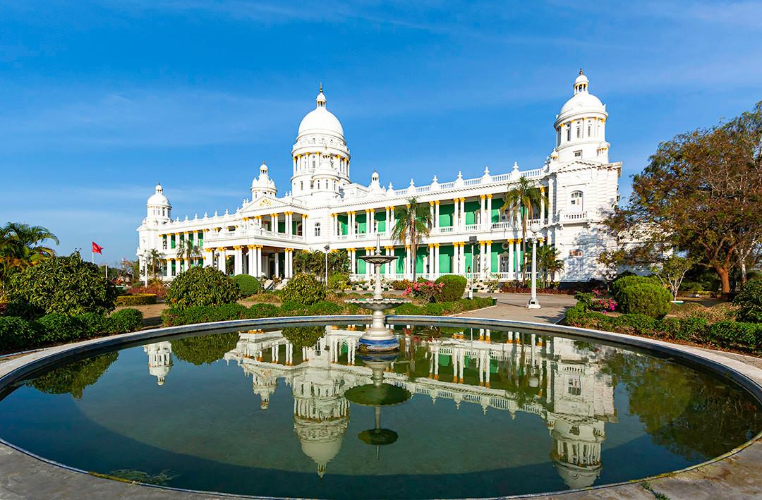 The Lalitha Mahal Palace, Mysore