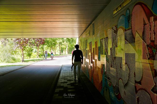 Graffitti of Holland