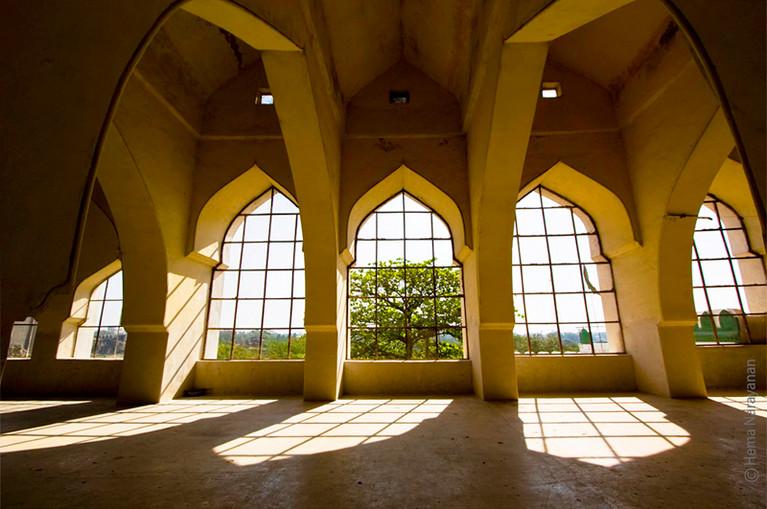Arches of Gulbarga Fort