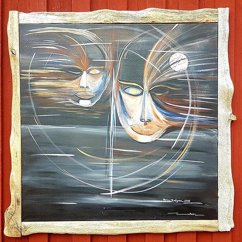 """""""Spegling"""" av Malin Hofgren"""