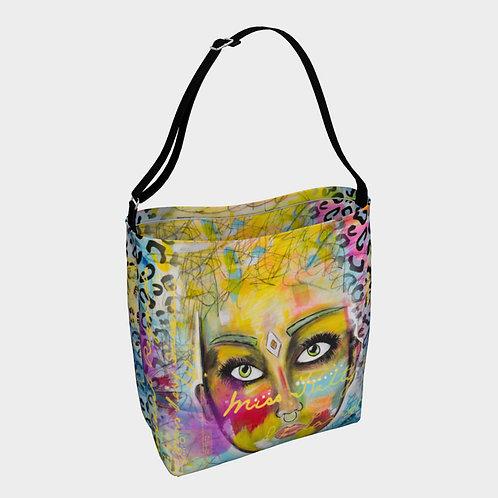 Väska Tote bag -  YellowWarrior