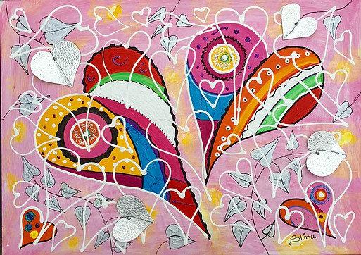 Love i rosa