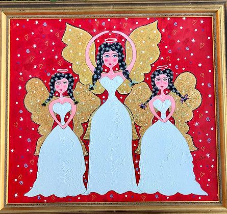 Röda änglar