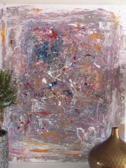 All in by artist Madeleine Santiago Elofsson