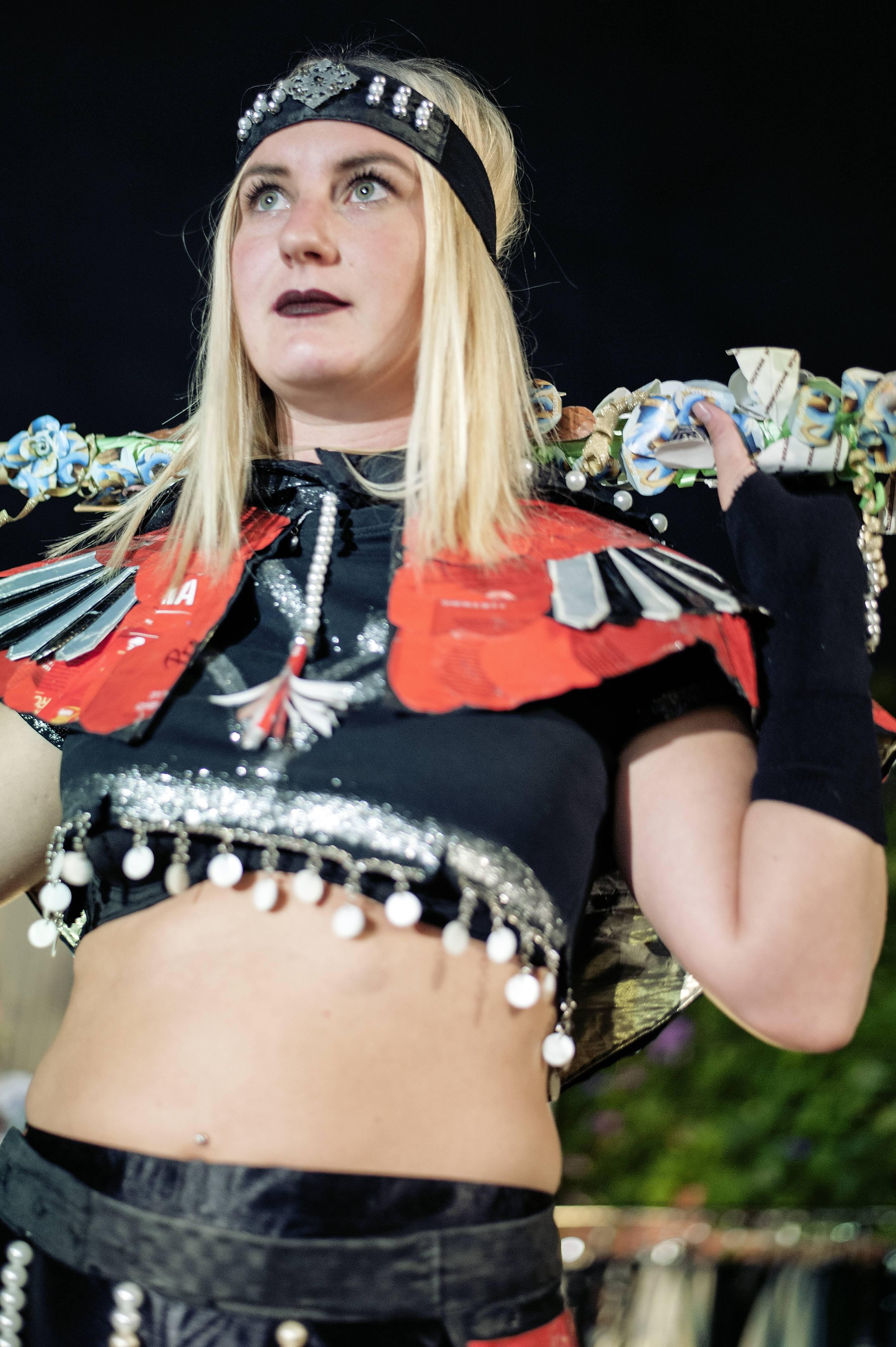 Model Elin Oinonen