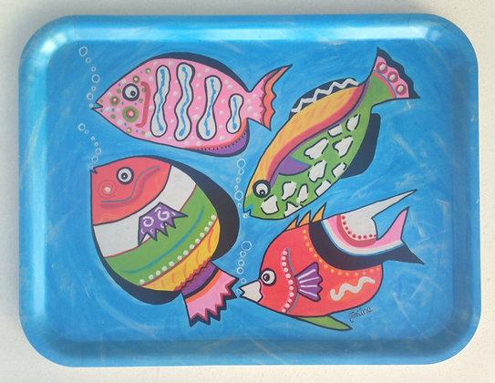 Bricka Fisk