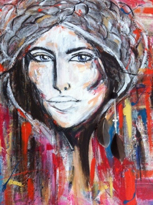 Moder by artist Madeleine Santiago Elofsson
