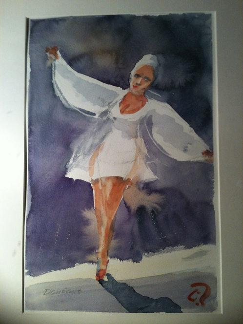 Dansant by artist Göran Rucker