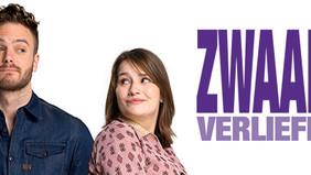 Barbara Sloesen en Jim Bakkum keren terug in Zwaar Verliefd! 2