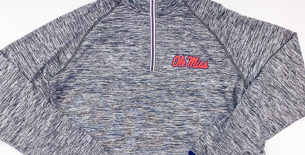 Ole Miss Half-Zip