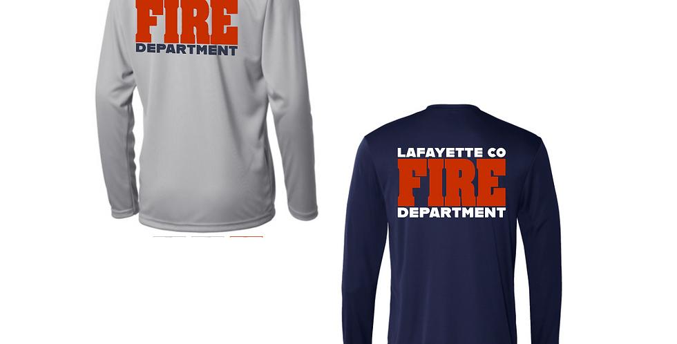 A4 Dri-Fit Long Sleeve T-Shirt