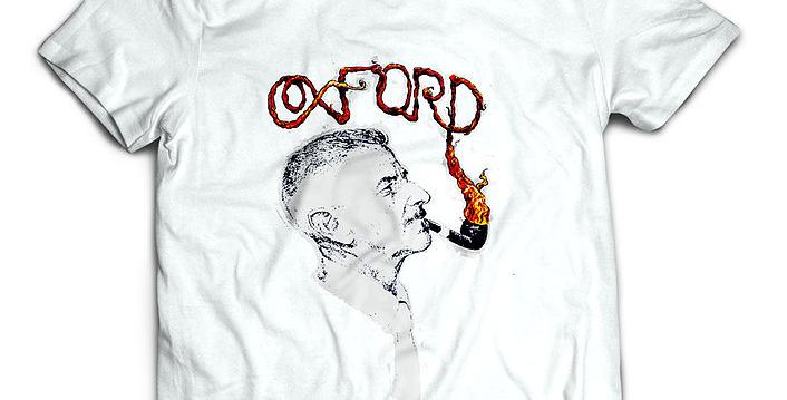 Faulkner Pipe T-Shirt
