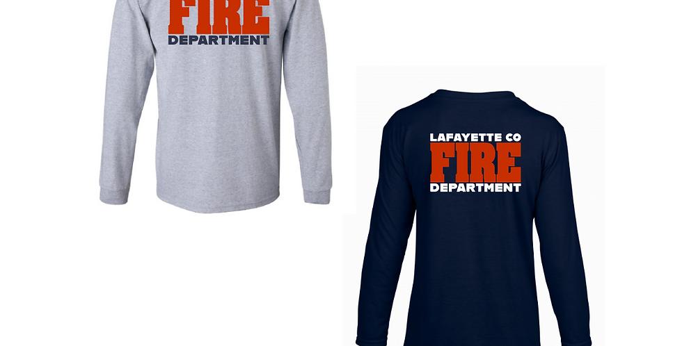LCFD GILDAN Long Sleeve T-Shirt
