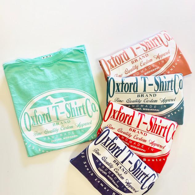 OXFORD T-SHIRT TEES