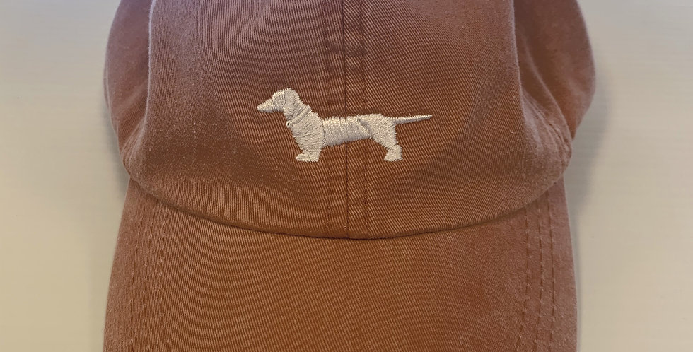 Yam Adjustable Hat with White Weenie