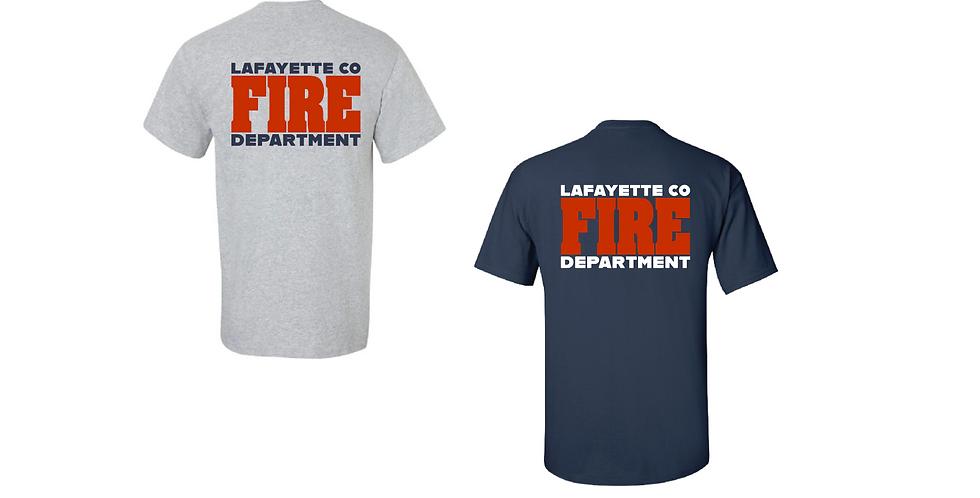LCFD GILDAN Short Sleeve T-Shirt