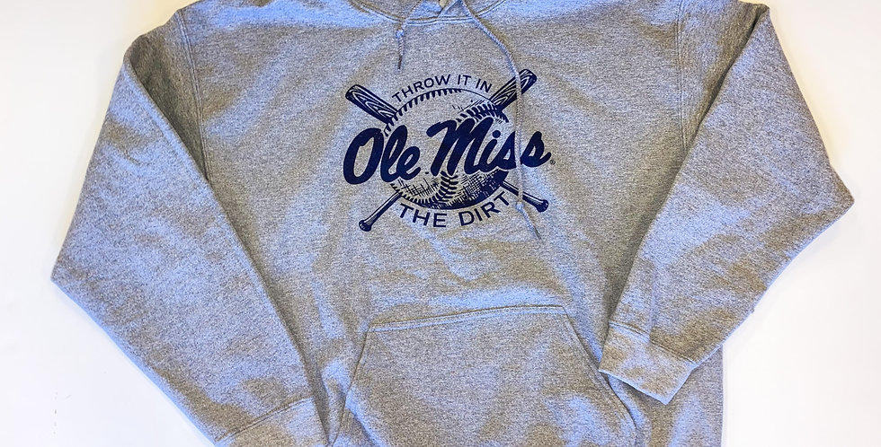 Throw It In The Dirt Hoodie